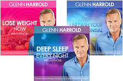 Buy Glenn's Hypnosis & Meditation MP3's, Books & Apps