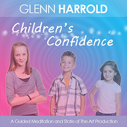 Children's Confidence Hypnosis CD & MP3