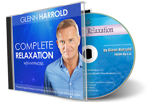 Complete Relaxation Hypnosis CD & MP3 Download