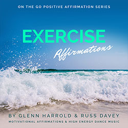 Exercise Motivation Affirmations MP3 download by Glenn Harrold