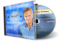 Overcome The Fear of Flying Hypnosis CD and MP3 Download