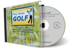 Play Great Golf Hypnosis CD/MP3 Download