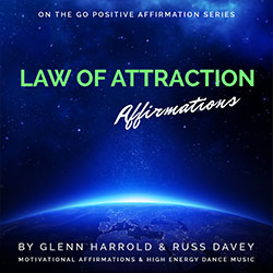 Law of Attraction Affirmations MP3 download by Glenn Harrold