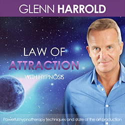 Law of Attraction hypnosis MP3 download by Glenn Harrold
