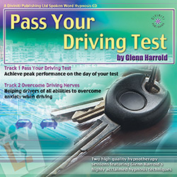 Pass Your Driving Test / Overcome Driving Nerves Hypnosis MP3 Download