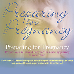 Preparing for Pregnancy Hypnosis CD and MP3 Download