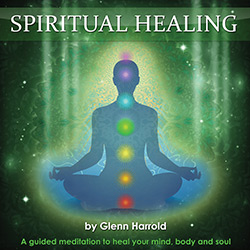 Spiritual Healing Meditation CD/MP3 by Glenn Harrold