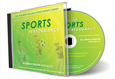 Sports Performance Hypnosis CD and MP3 Download
